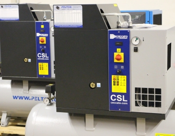 Ceccato CSL seeria kompressorid
